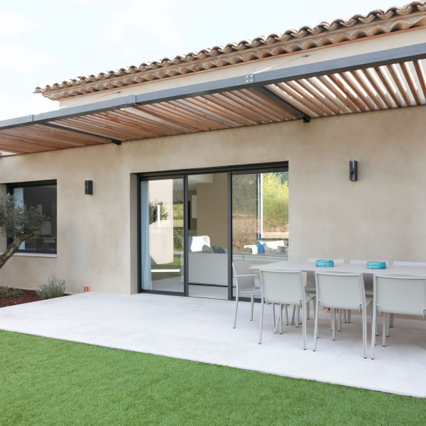 Rafflin Alu  Pvc  Construction Neuve Maison Contemporaine